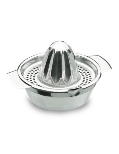 Exprimidor de zumos manual INOX 18/10 LACOR 62912