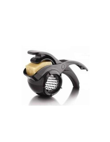 MICROPLANE® Rallador parmesano giratorio bidireccional