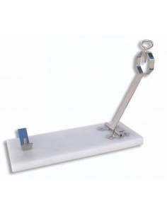 Soporte Jamon Modelo Plegable Fibra / Inox