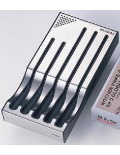 GLOBAL G-88/555TR Estuche 5 Cuchillos