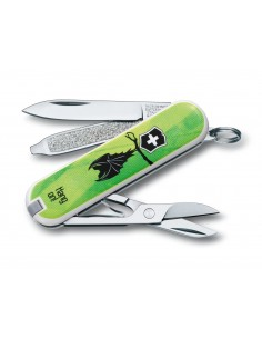 Victorinox Classic LE 2013 - Heads Up! -