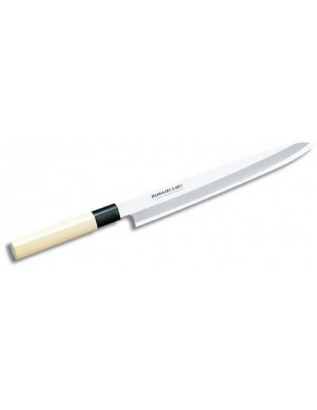 Cuchillo BUNMEI Yanagi Sashimi, 270 mm