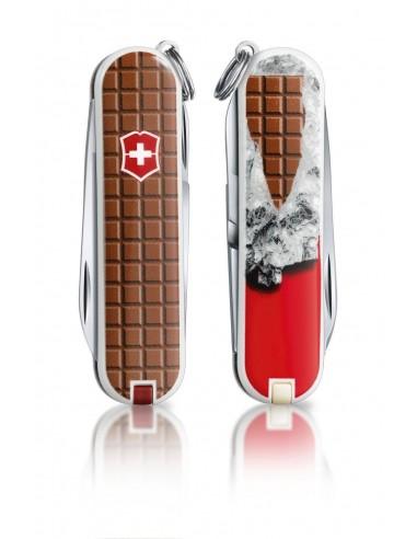 Navaja suiza Victorinox Classic Chocolate