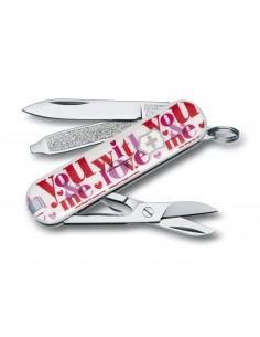 Victorinox Classic LE 2011 - LOVING YOU -