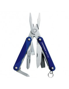 LEATHERMAN SQUIRT PS4 color azul