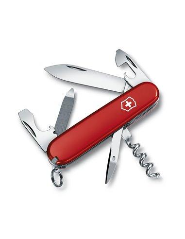 Navaja Suiza Victorinox Sportsman, 13 funciones (0.3803)