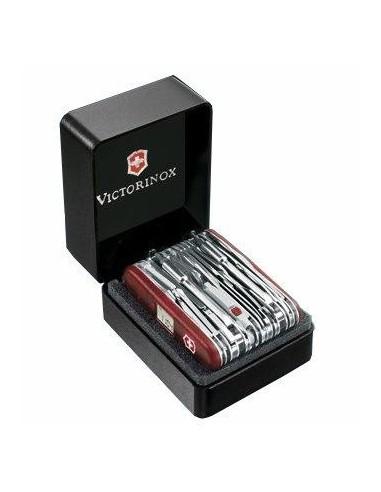 Navaja Suiza Victorinox SwissChamp XXLT, Rojo Trans. 80 funciones