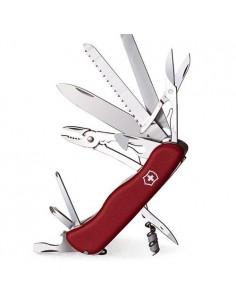 Navaja Suiza Victorinox WorkChamp 21 funciones, color rojo (0.9064)