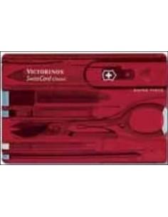 Victorinox SwissCard Classic , 10 funciones