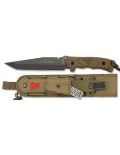 CUCHILLO TACTICO RUI PIÑO COYOTE T.COATED
