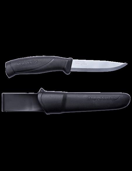 Cuchillo con funda Mora Companion