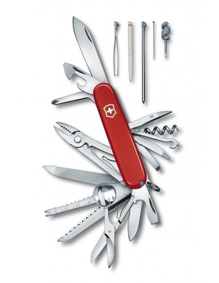 SwissChamp detalle, 33 funciones (1.6795)