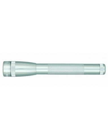 MAGLITE MINI LED 2 AA color plata