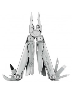 Nueva Leatherman Surge color plata
