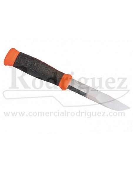 Cuchillo MORA Outdoor 2000 M/NARANJA