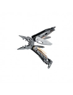 LEATHERMAN MUT EOD, color Negro