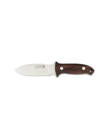Cuchillo Azero 115 mm mango Ebano