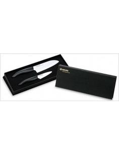 Set regalo 2 cuchillos ceramica KYOCERA