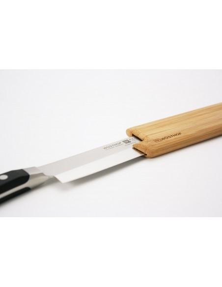 Classic Yanagiba  23cm.+funda Bambu