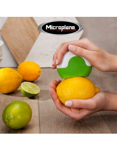 Microplane  Flexi Zesti verde