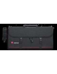 Manta-porta maletín tejido Wusthof 7379