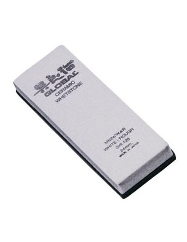 GLOBAL PRO Piedra White & Rough 120 gr.