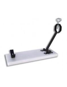 Soporte Jamon Modelo Plegable Fibra / Negro