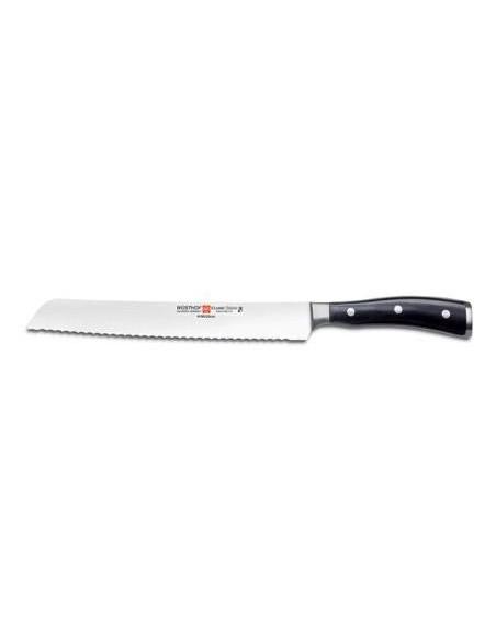 "Cuchillo para pan 23 cm (9"""") Classic Ikon Forjado"