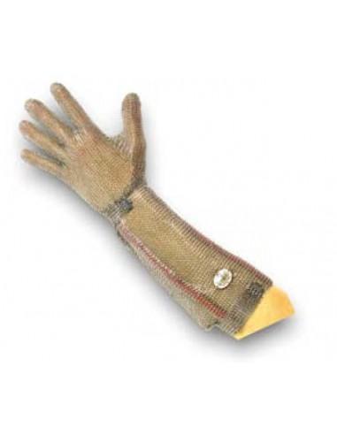 Guante 5 dedos con manguito de 22 cm Niroflex 2000
