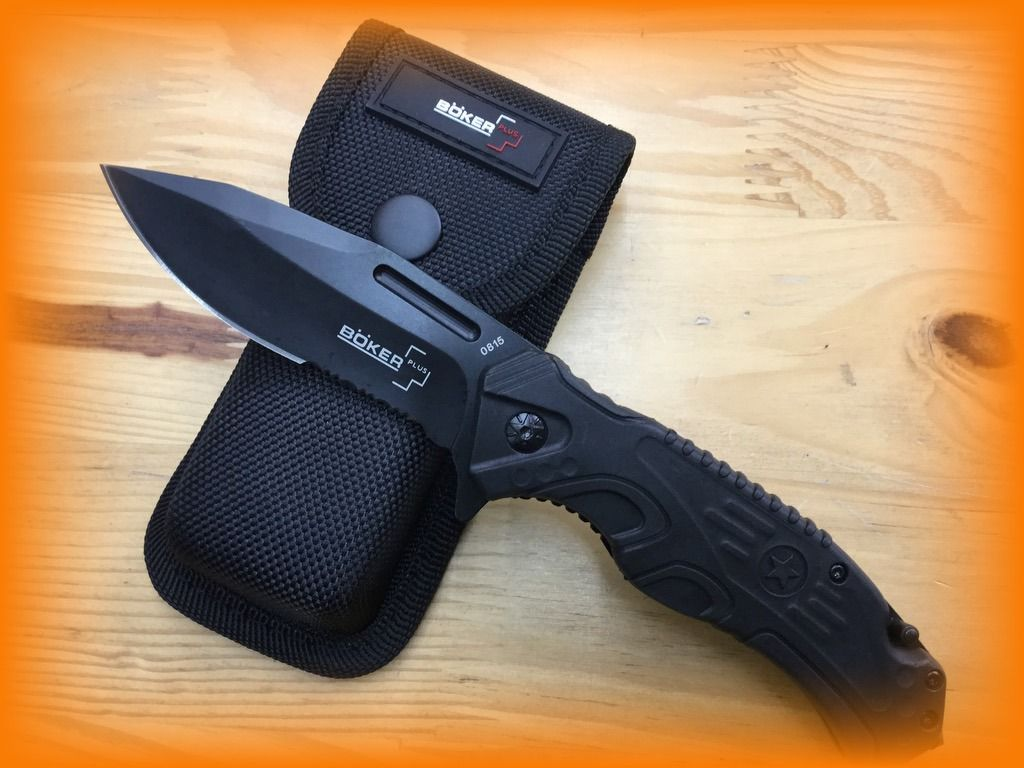 Boker plus Savior 2 01BO321