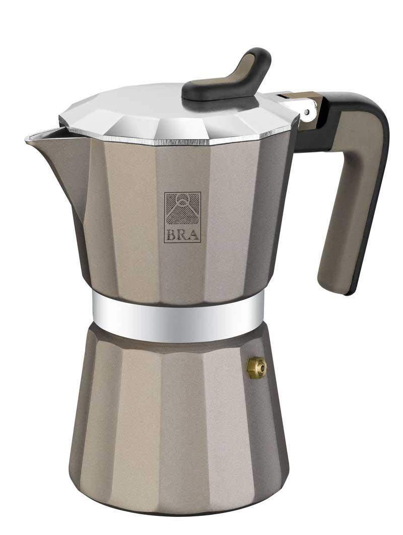 Cafetera Titanium de BRA