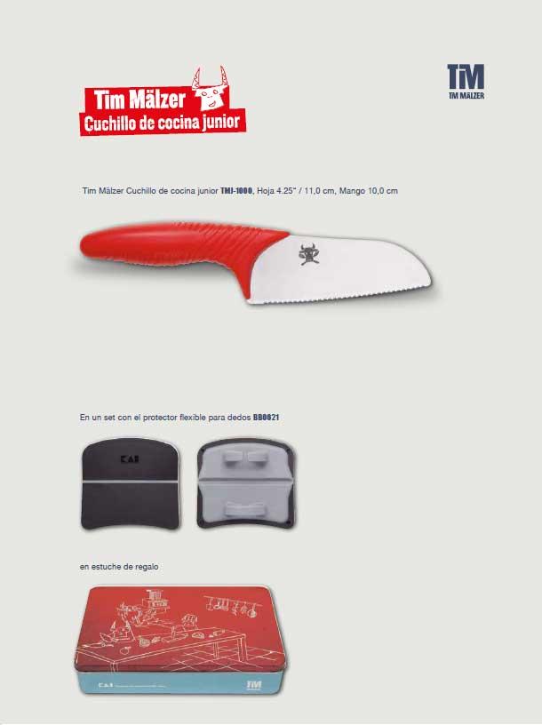 Set cuchillo Tim Mälzer