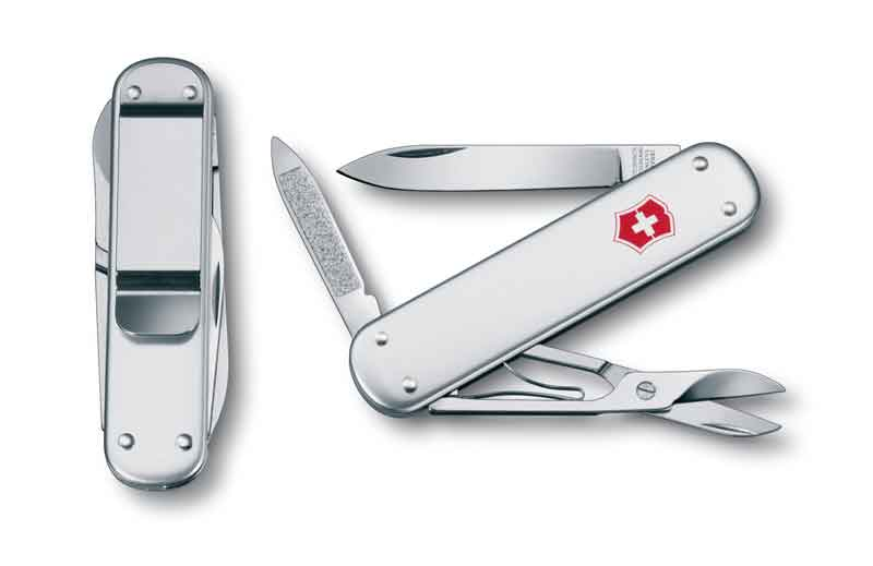 Victorinox Money Clip 0.6540.16
